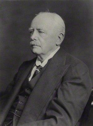 Arthur Gore, 6th Earl of Arran - The Earl of Arran in 1938