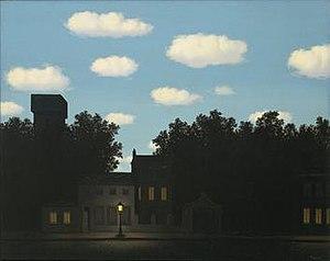 Rene Magritte Imperium światła