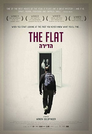 The Flat (2011 film) - Image: The Flat Poster