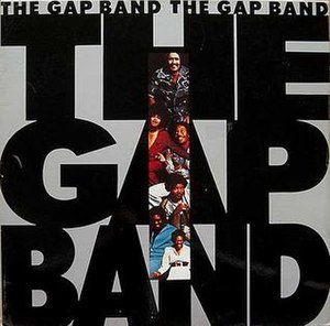 The Gap Band (1977 album) - Image: The Gap Band 1977 cover