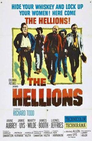 The Hellions (film) - Image: The Hellions (film)