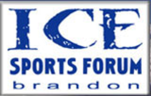 The Ice Sports Forum - Image: The Ice Sports Forum (logo)