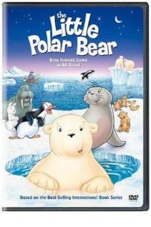 The Little Polar Bear - DVD cover