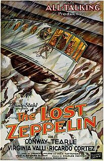 <i>The Lost Zeppelin</i> 1929 film