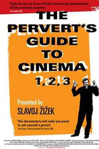 The Pervert's Guide to Cinema - Theatrical release poster
