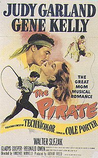 <i>The Pirate</i> (1948 film) 1948 film by Vincente Minnelli