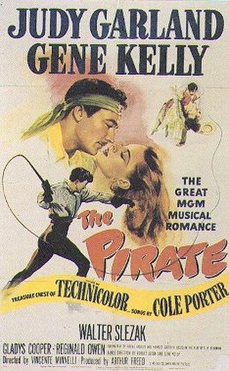 The Pirate (1948 film) - Original film poster