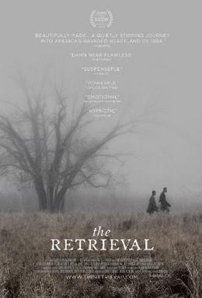 Picture of a movie: The Retrieval