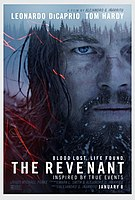 Picture of a movie: The Revenant