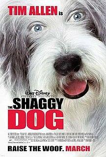 <i>The Shaggy Dog</i> (2006 film) 2006 film by Brian Robbins