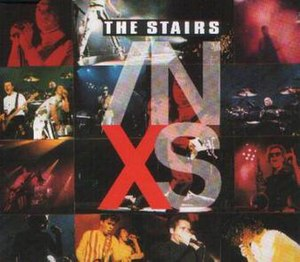 The Stairs (song) - Image: The Stairs (INXS Song)