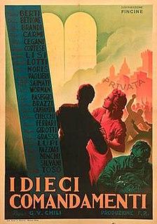 <i>The Ten Commandments</i> (1945 film) 1945 film