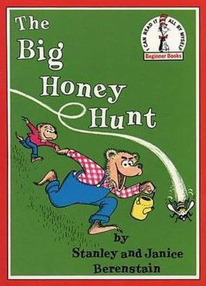 The Big Honey Hunt - original cover
