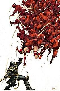 The Hand (comics) Fictional supervillain organization