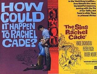 <i>The Sins of Rachel Cade</i> 1961 film by Gordon Douglas