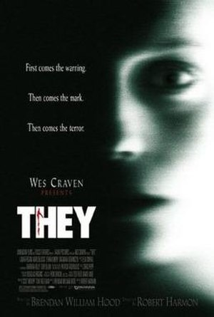 They (2002 film) - Theatrical Release Poster.