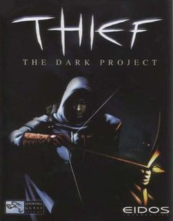 <i>Thief: The Dark Project</i> video game