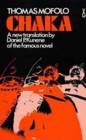 Chaka (novel) - Image: Thomas Mofolo Chaka