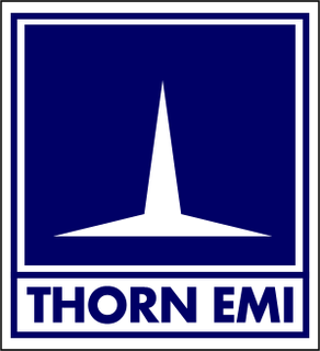 Thorn EMI major British company