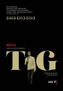 <i>Tig</i> (film) 2015 documentary film directed by Kristina Goolsby and Ashley York