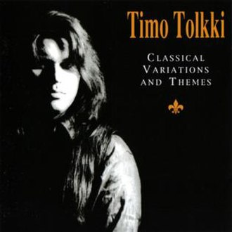 Classical Variations and Themes - Image: Timo Tolkki 1994 Classical Variations and Themes