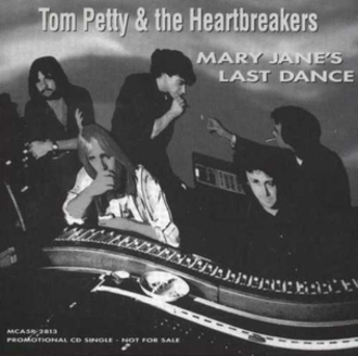 Tom Petty and the Heartbreakers - Mary Jane's Last Dance (studio acapella)