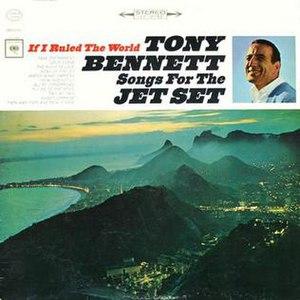 If I Ruled the World: Songs for the Jet Set - Image: Tonyjet