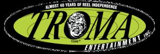 Troma Entertainment - Image: Troma Logo