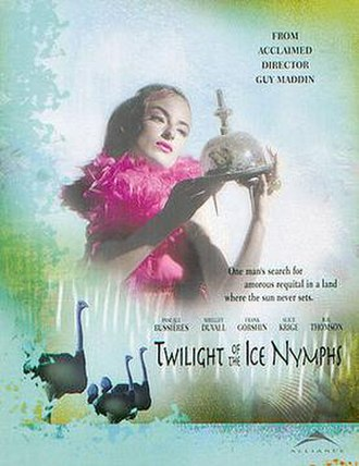 Twilight of the Ice Nymphs - Image: Twilightoftheicenymp hs