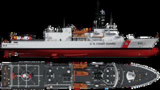 <i>Heritage</i>-class cutter United States Coast Guard cutter class