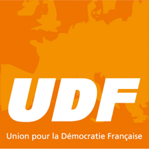 Union for French Democracy - Image: Union for French Democracy logo