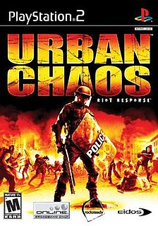 <i>Urban Chaos: Riot Response</i> 2006 video game