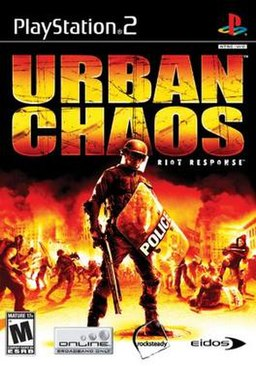 Urban Chaos Riot Response Wikipedia