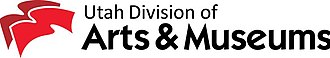 Utah Division of Arts and Museums - The division's logo