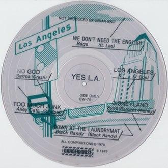Yes L.A. - Image: VA Yes LAEP artwork