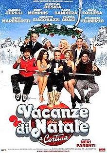 Natale A Natale.Vacanze Di Natale A Cortina Wikipedia
