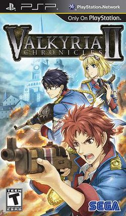 скачать valkyria chronicles 2 торрент