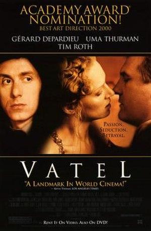 Vatel (film) - Theatrical release poster