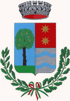 Coat of arms of Villanova Tulo