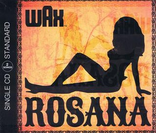 Rosana (song) 2012 single by the rapper Wax