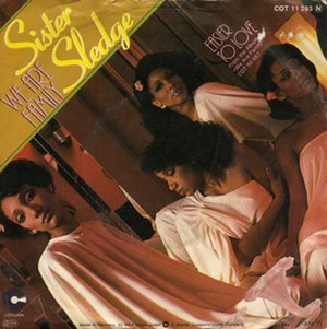 We Are Family (song) - Image: We Are Family Sister Sledge