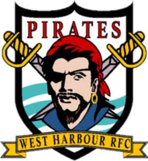 West Harbour RFC - Image: West Harbour Logo