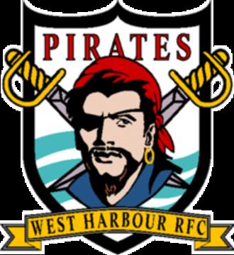 West Harbour RFC - Image: West Harbour Logo