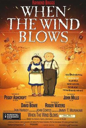 When the Wind Blows (1986 film) - Image: When the Wind Blows 1986