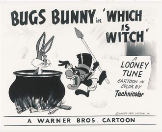 Which Is Witch - Lobby card.