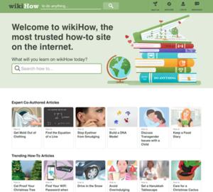wikiHow - Wikipedia