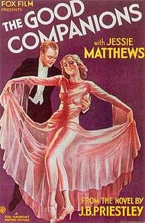 <i>The Good Companions</i> (1933 film) 1933 film