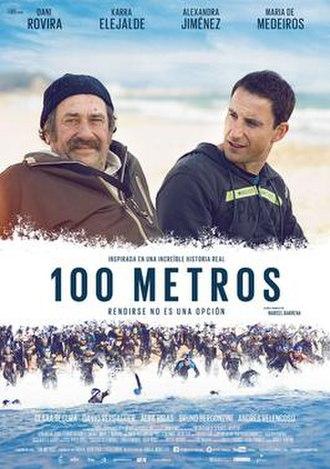 100 Meters - Image: 100 Meters poster