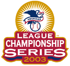 2003 American League Championship Series - Image: 2003ALCSLogo