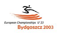2003 Campionatele Europene U23 de atletism logo.png